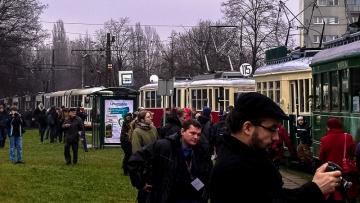 115 lat komunikacji miejskiej w Łodzi