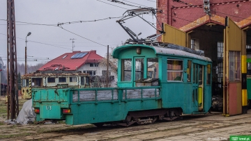 Konstal 5N #103 Platforma