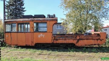 2N1 #105 transportowy/pług