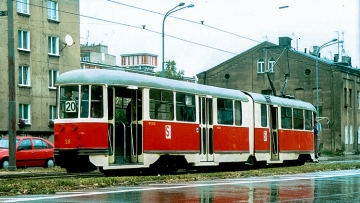 30-lecie wagonów 102NaW