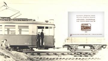 Łódzkie tramwaje na ekslibrisach