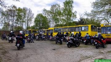 IX Spotkanie Motocyklistów IFP w Zajezdni Muzealnej Brus